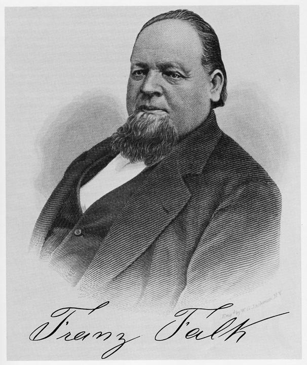 Photo of Franz Falk