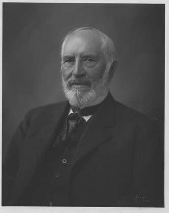 Photo of Frederick Layton, Meat-Packer, Philanthropist