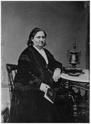 Photo of Mathilde Anneke, Milwaukee's First Feminist