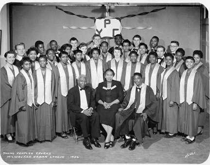 Photo of Milwaukee Urban League: Young People's Chorus