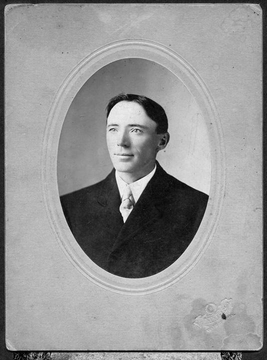 Photo of an Irish Man