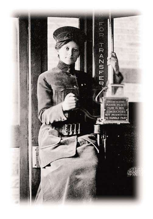 Photo of Woman Conductor