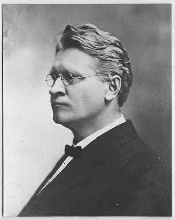 Photo of Emil Seidel, Milwaukee's First Socialist Mayor
