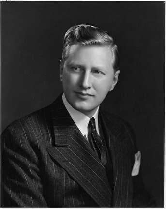 Photo of Portrait of Carl Zeidler, Mayor of Milwaukee, 1940-1942