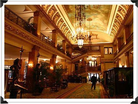 Pfister Hotel Interior Now