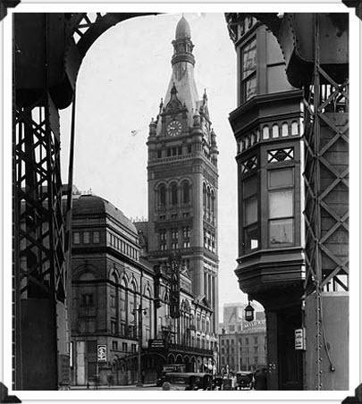 City Hall Then