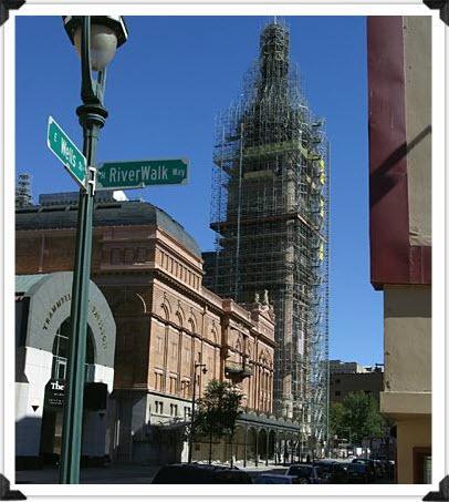 City Hall Now