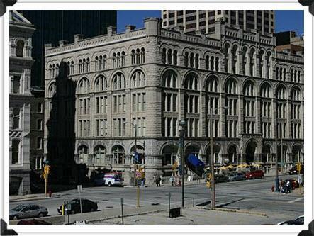 Northwest corner of Broadway and Michigan Now