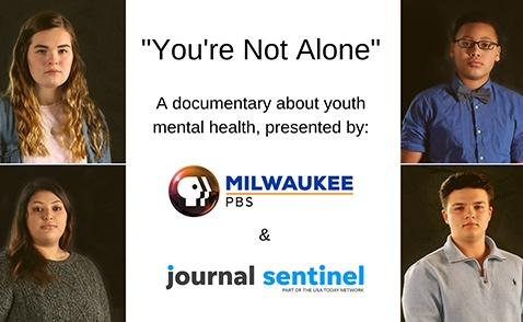 You're Not Alone Program Banner