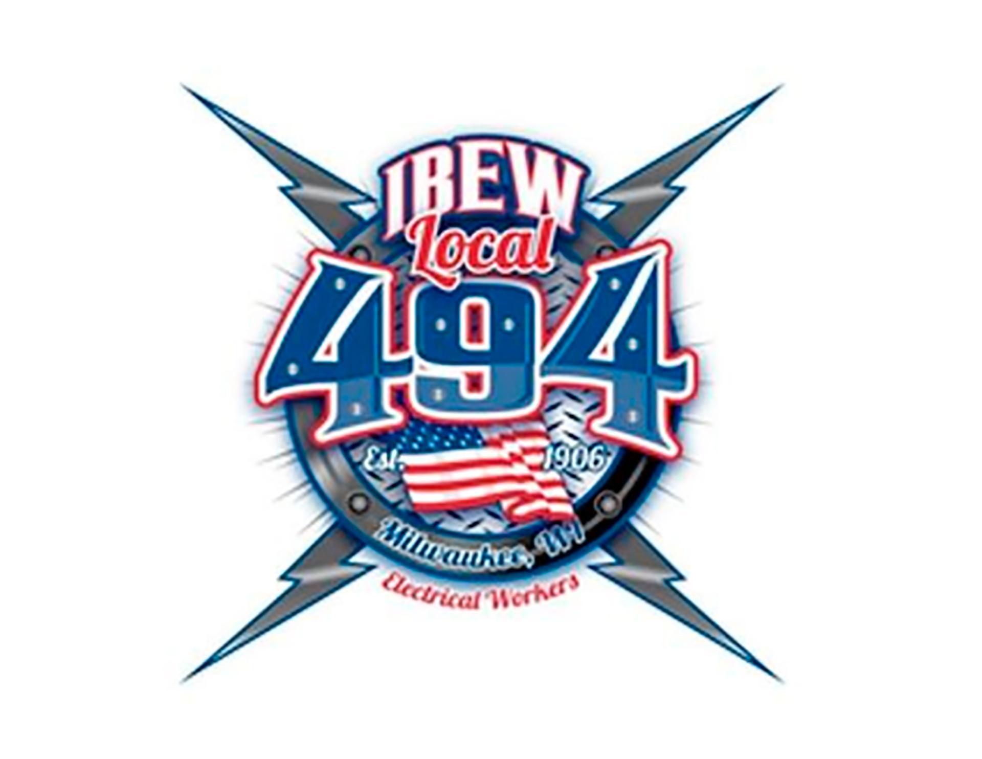 Local 494 Logo