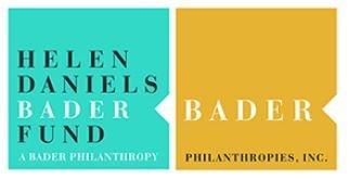 Sponsor Helen Daniels Bader Fund Logo