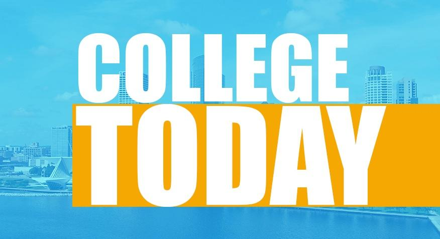 Clickable Link to College Today Playlist on YouTube