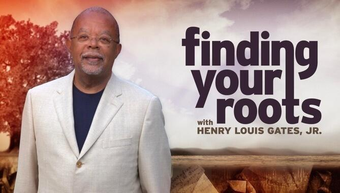 Finding your Roots graphic