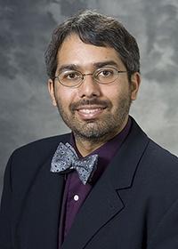Associate Professor of Pediatrics Dipesh Navsaria