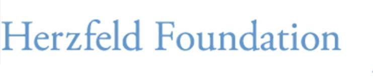 Sponsor Logo - Herzfeld Foundation