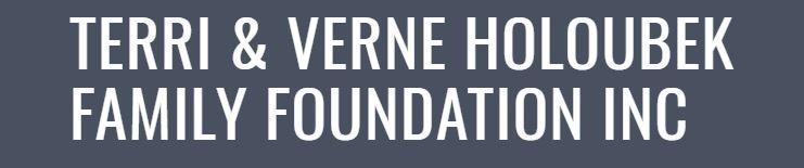 Sponsor Logo - Terri & Verne Holoubek Foundation