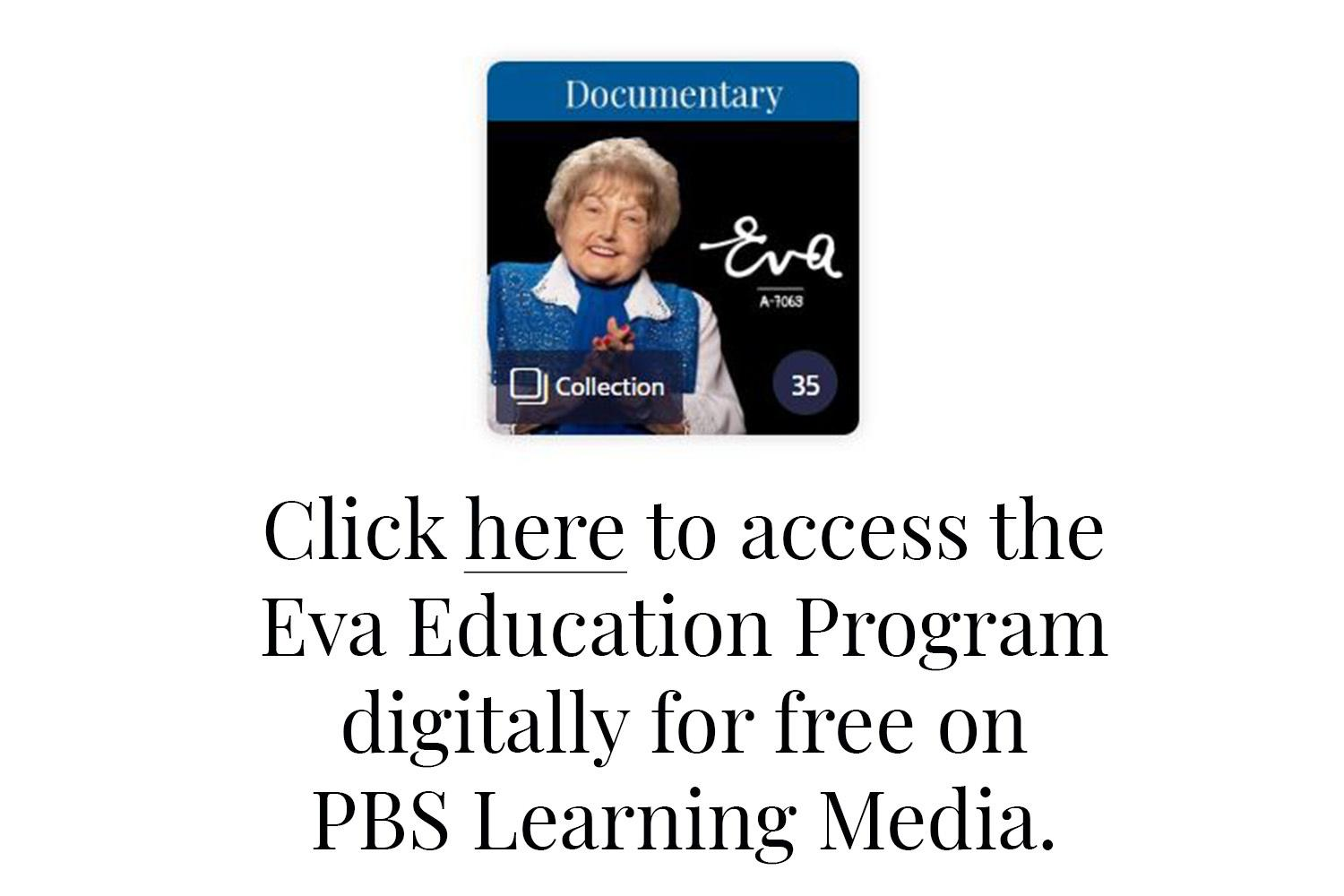 Click here to access the Eva Education Program for free digitally on PBS Learning Media.