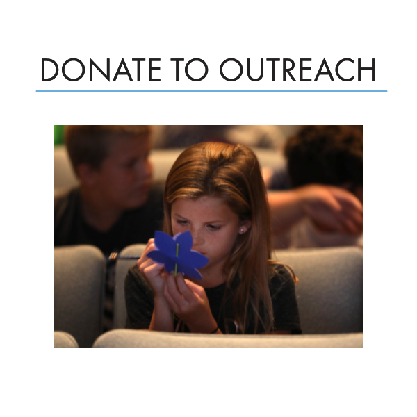 Donate to Outreach