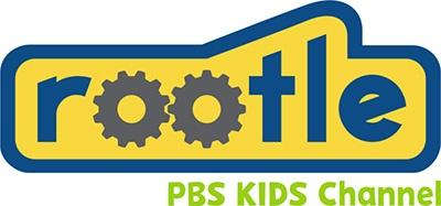 Rootle PBS KIDS Channel logo
