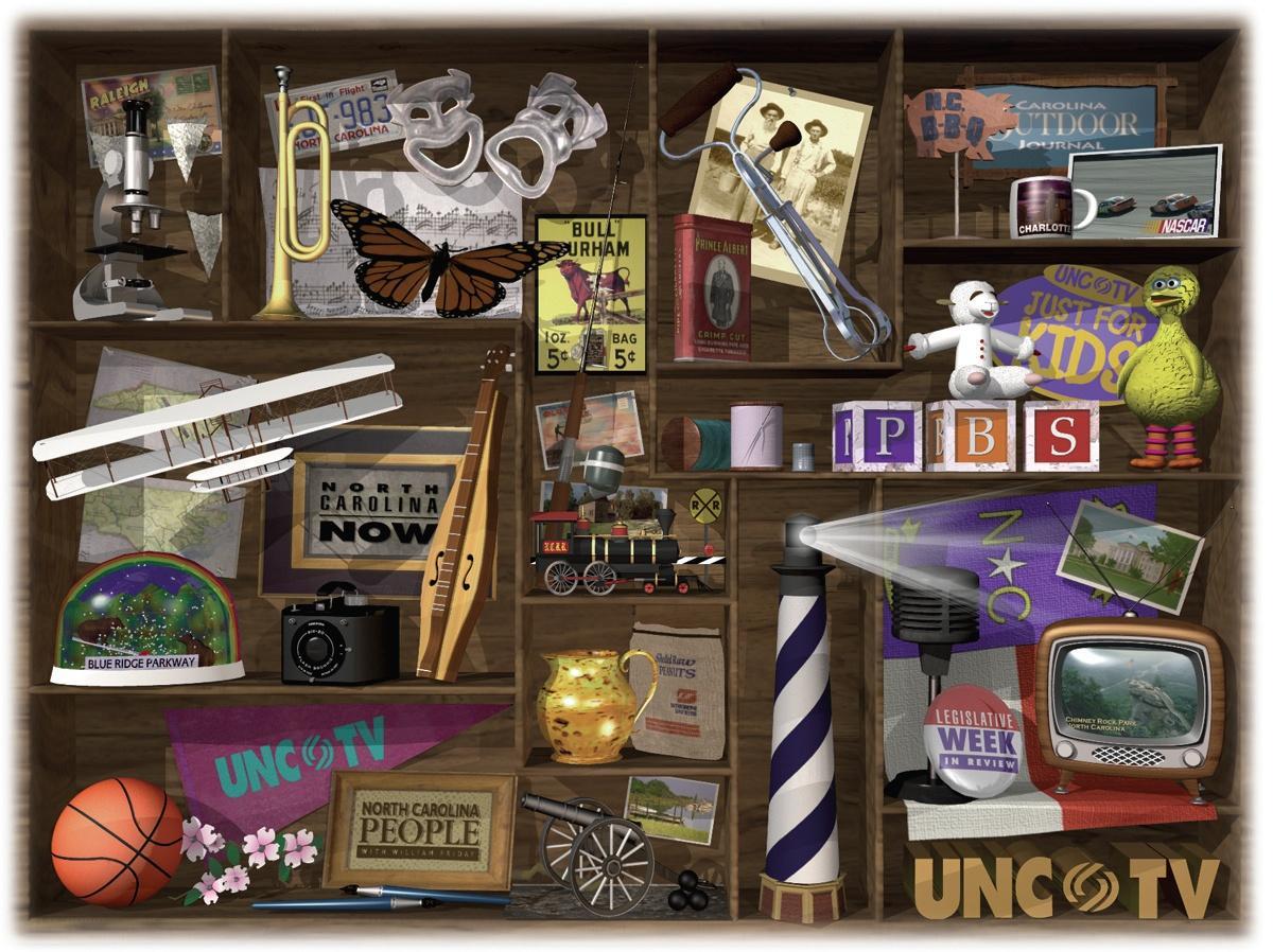 UNC-TV Shadowbox