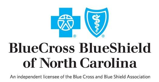 blue cross nc black and blue logo
