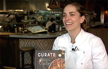 Chef Katie Button of Cúrate