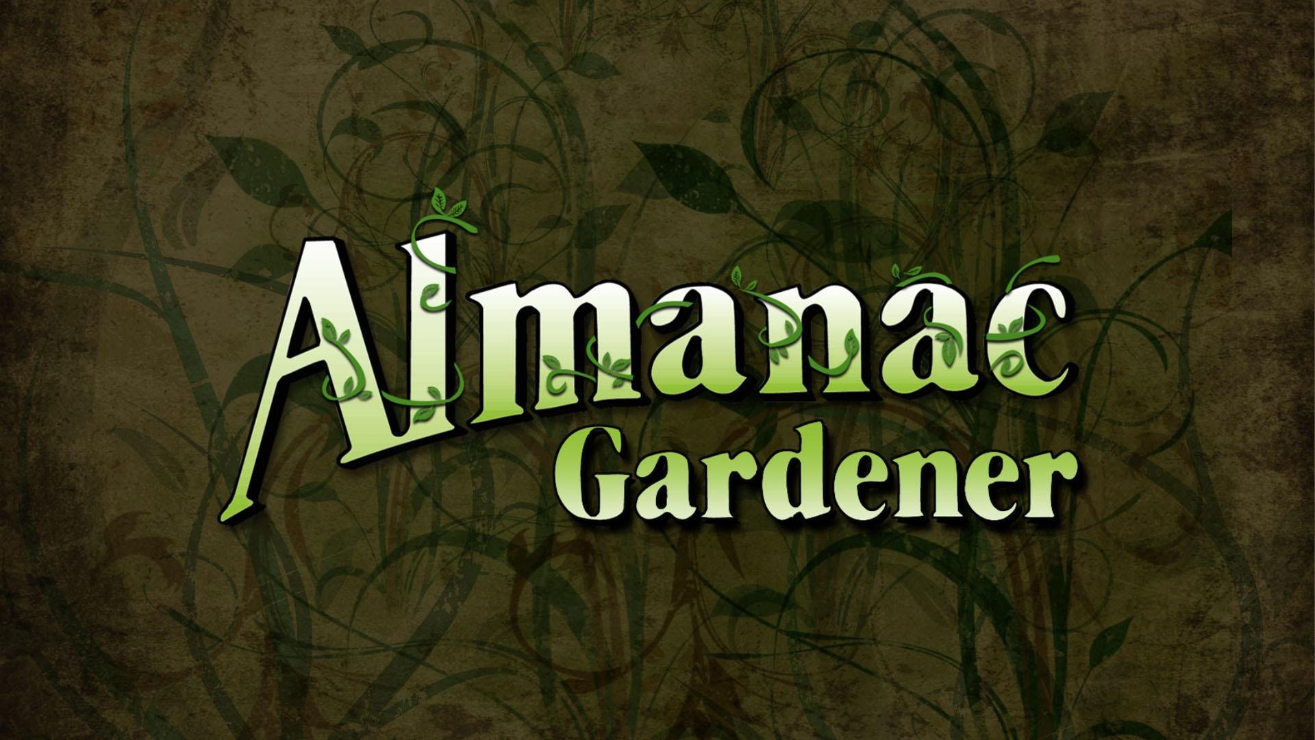 Almanac Gardener