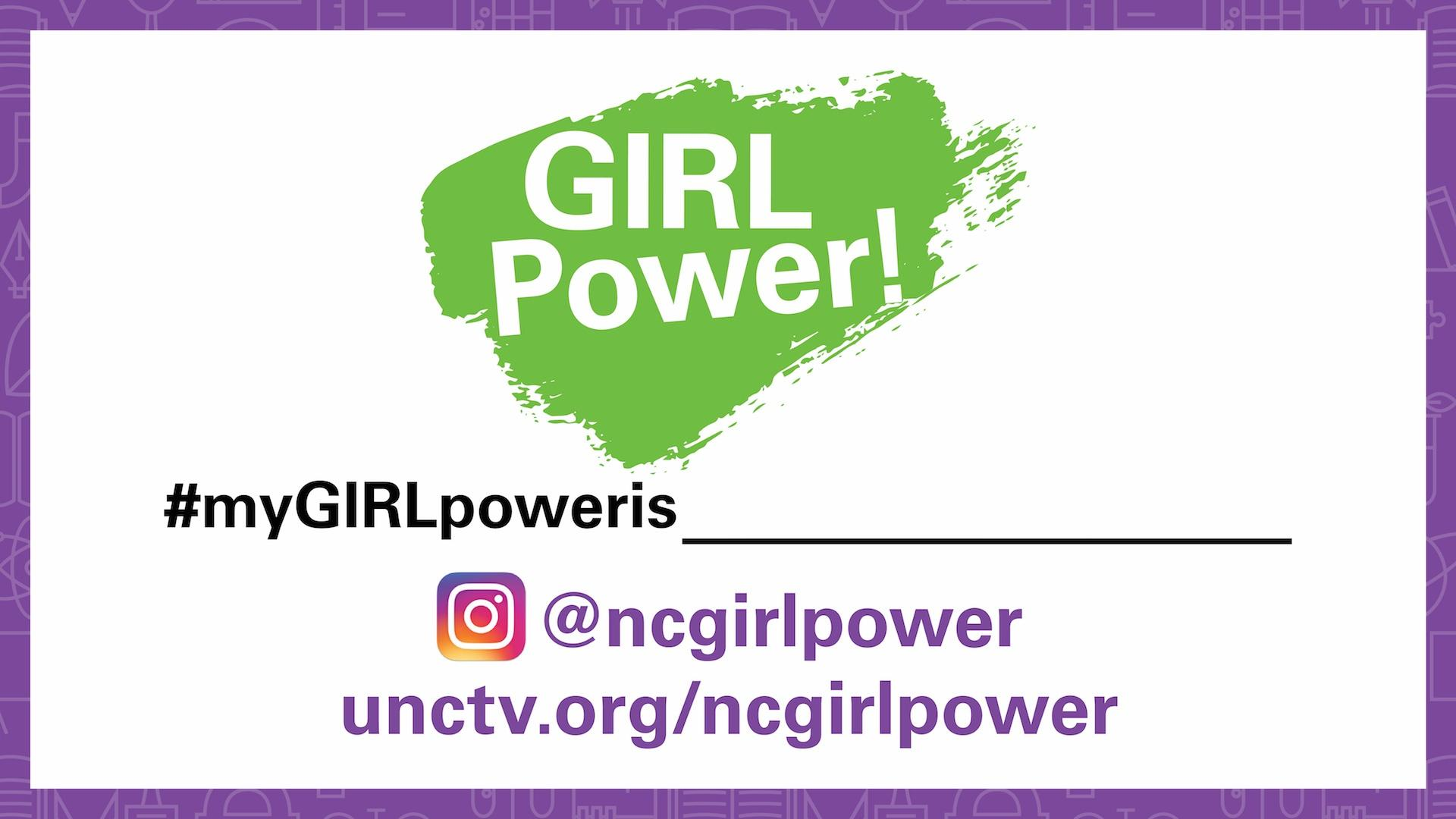 GIRL Power Print Off Image