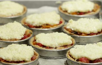 A Chef's Life Tomato Pie