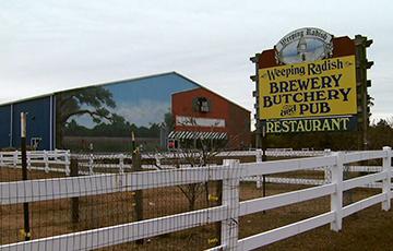 Weeping Radish Brewery