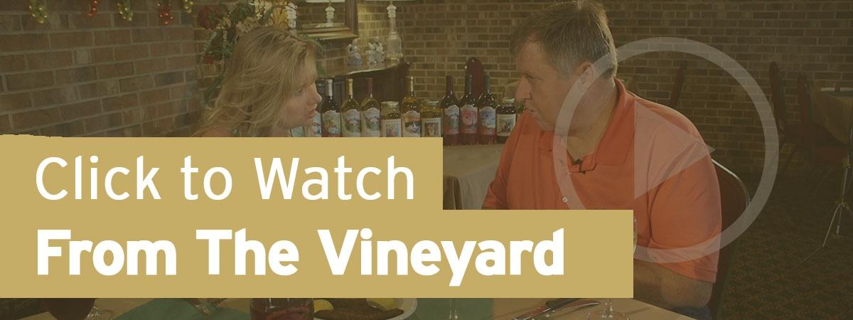 """Click to Watch """"From the Vineyard"""