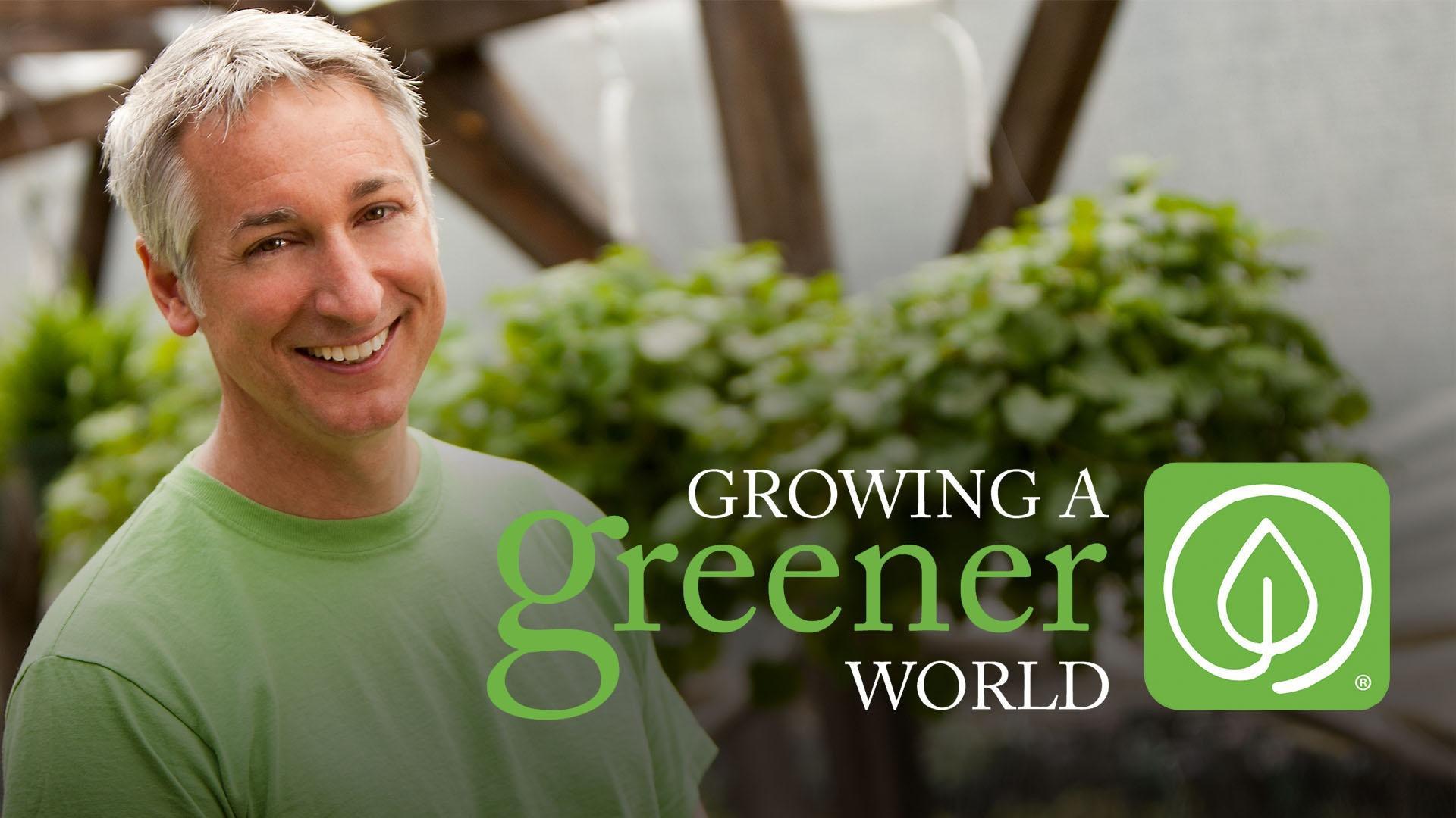 Growing a Greener World logo