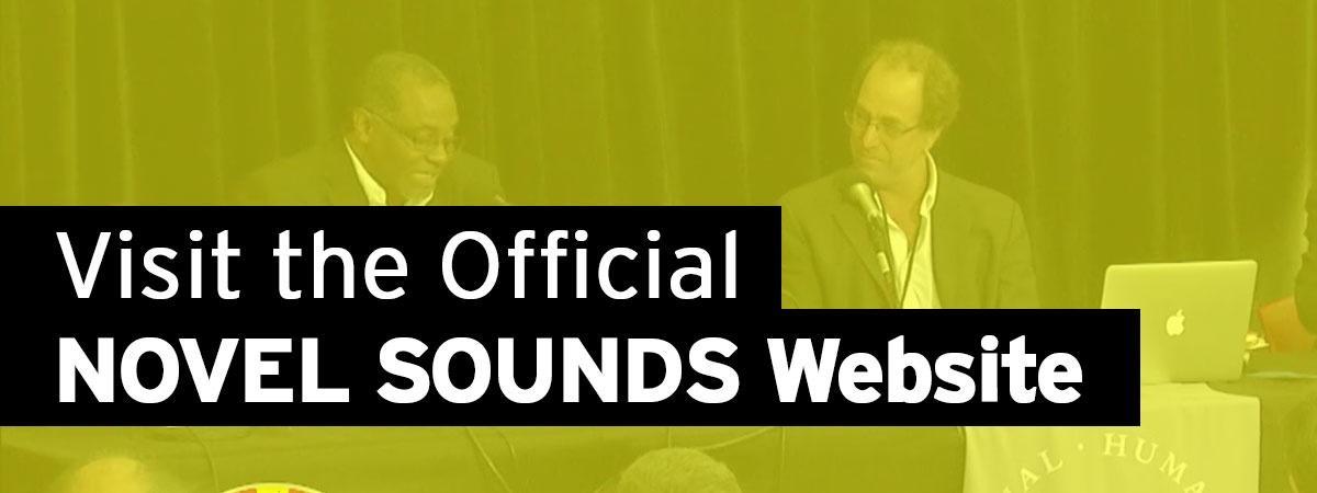 Visit the Official  NOVEL SOUNDS  Website