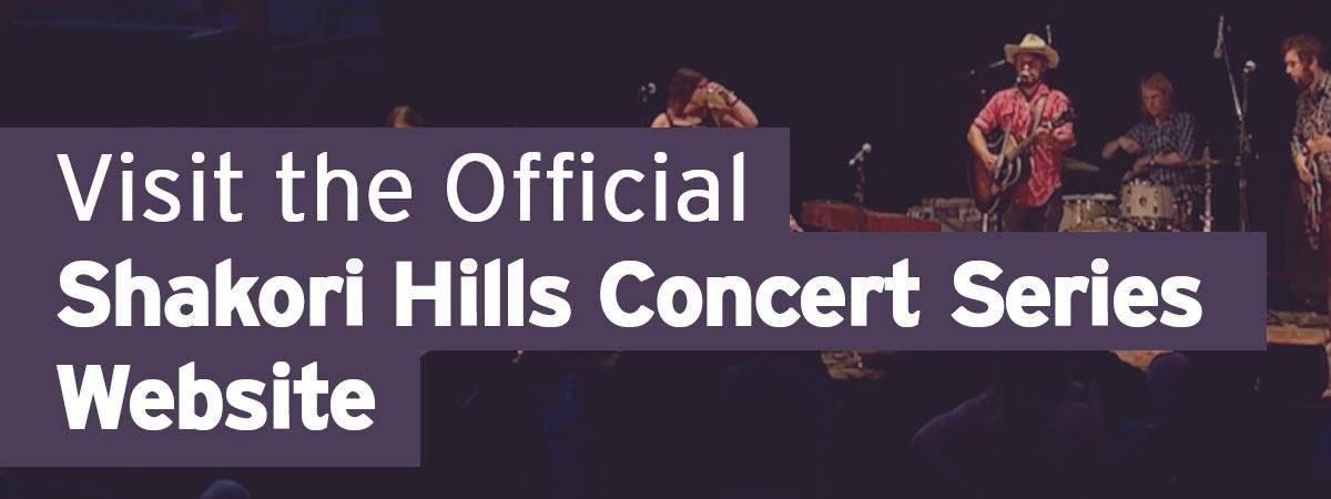 Visit the Official Shakori Hills Concert Series Website