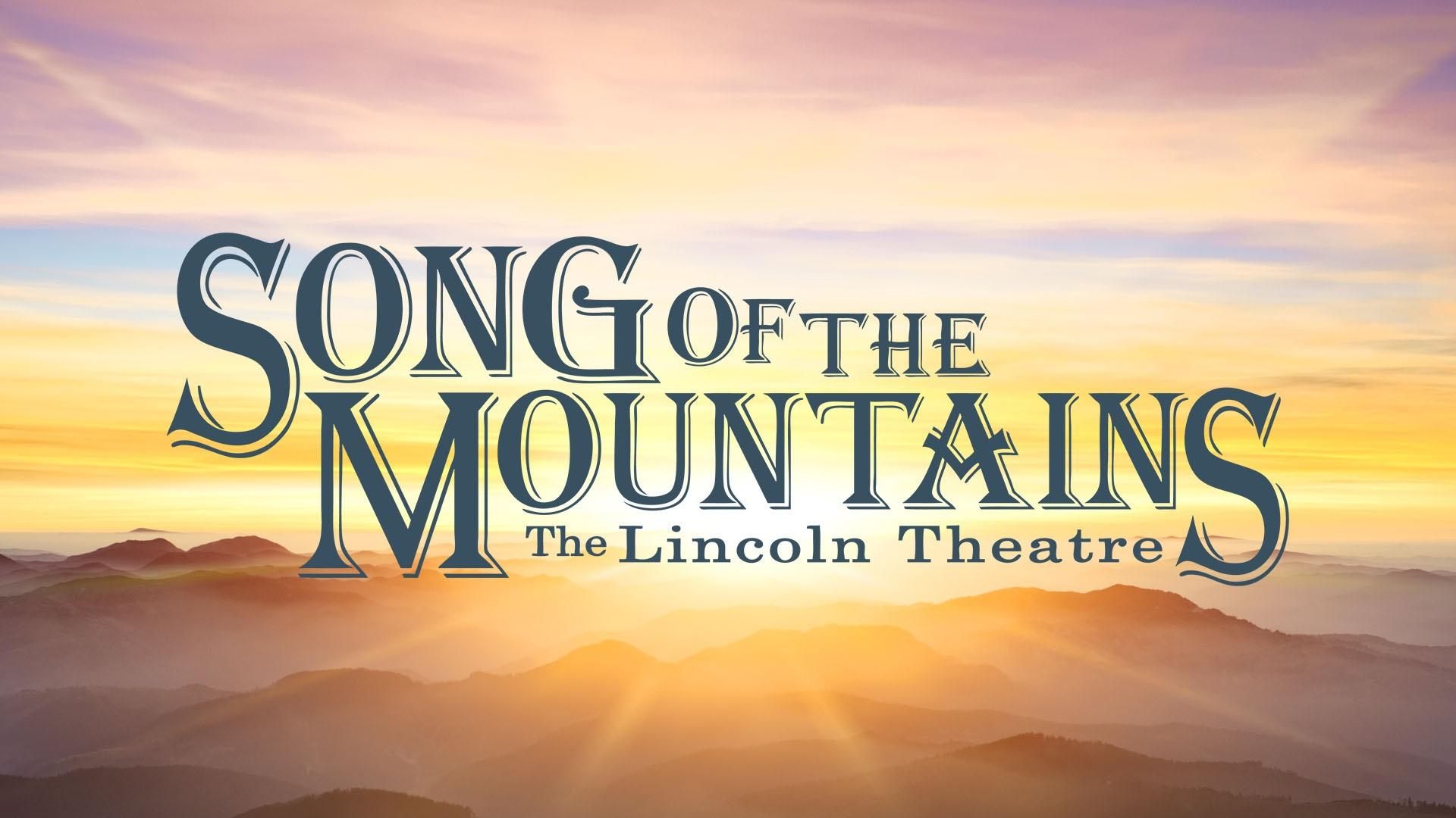 Songof The Mountains