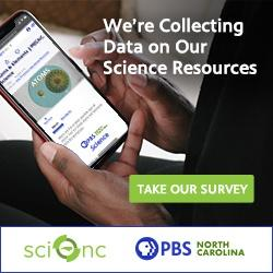 We're Collecting Data on Our Science Resources Click Here to Take our Survey