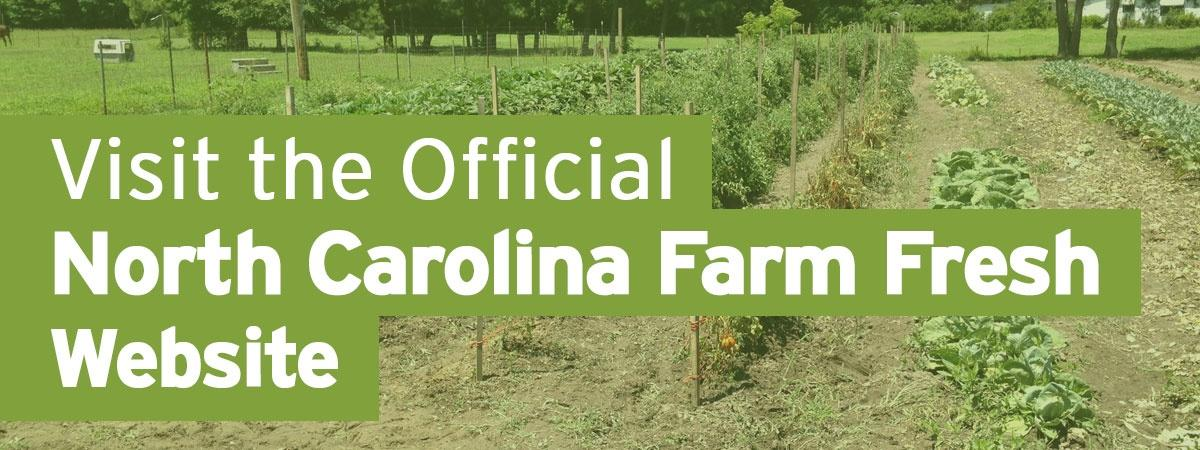 Click to Visit NC Farm Fresh Website