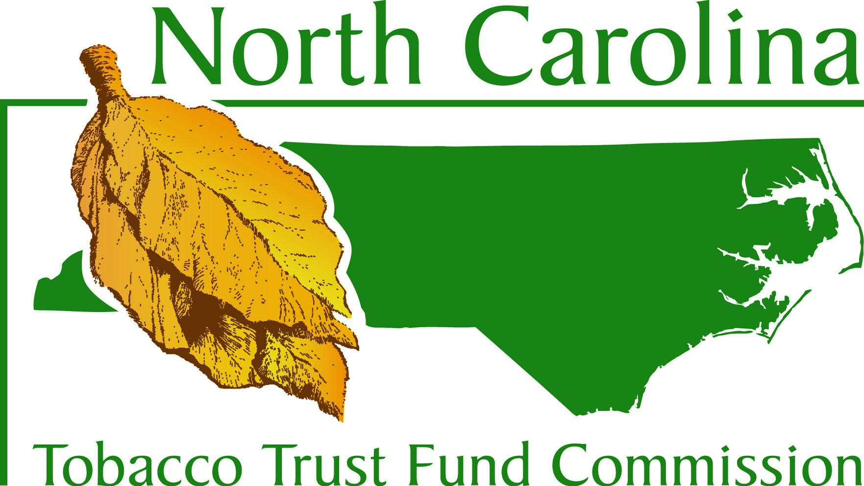 Logo: Funding provided by the North Carolina Tobacco Trust Fund.
