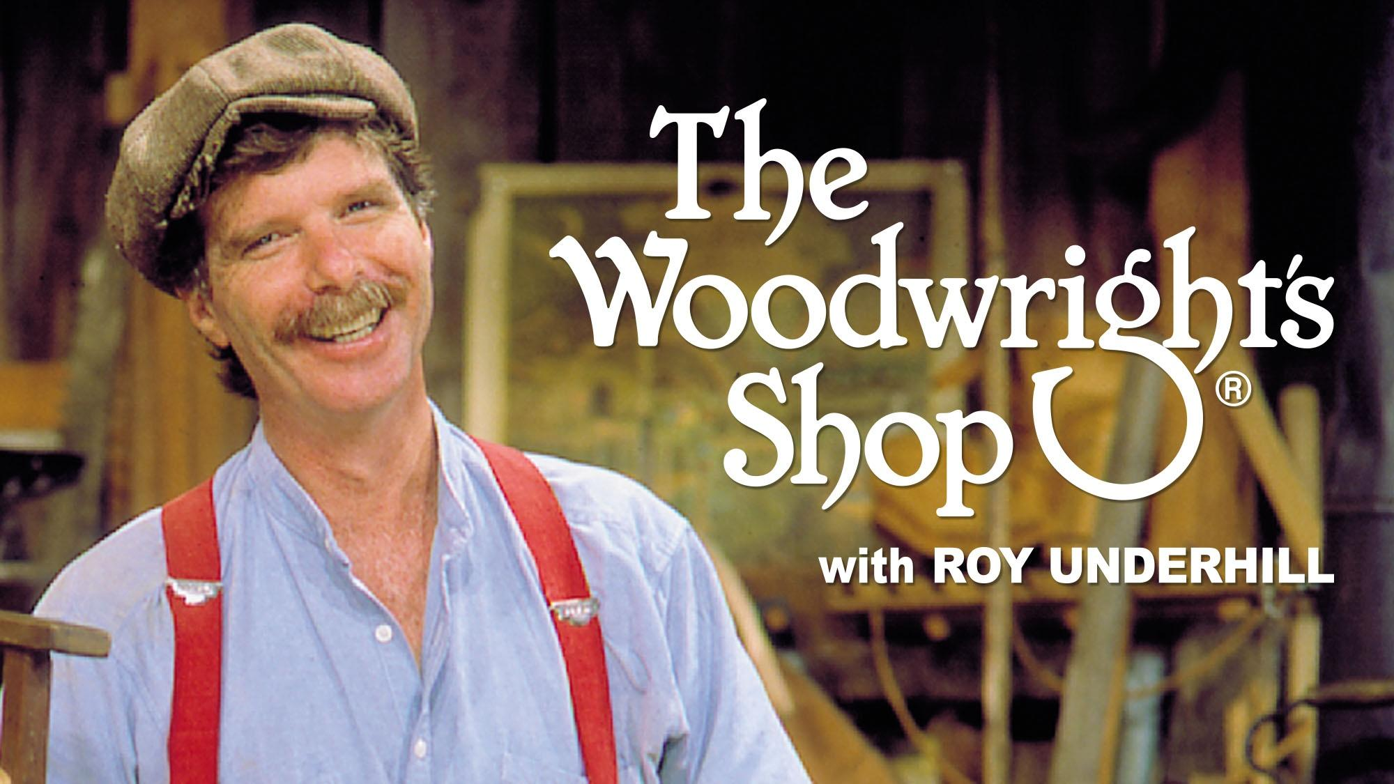 The Woodwright's Shop logo