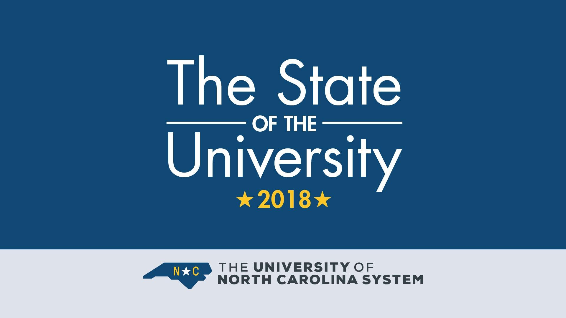 State of the University Address from Charlotte, NC