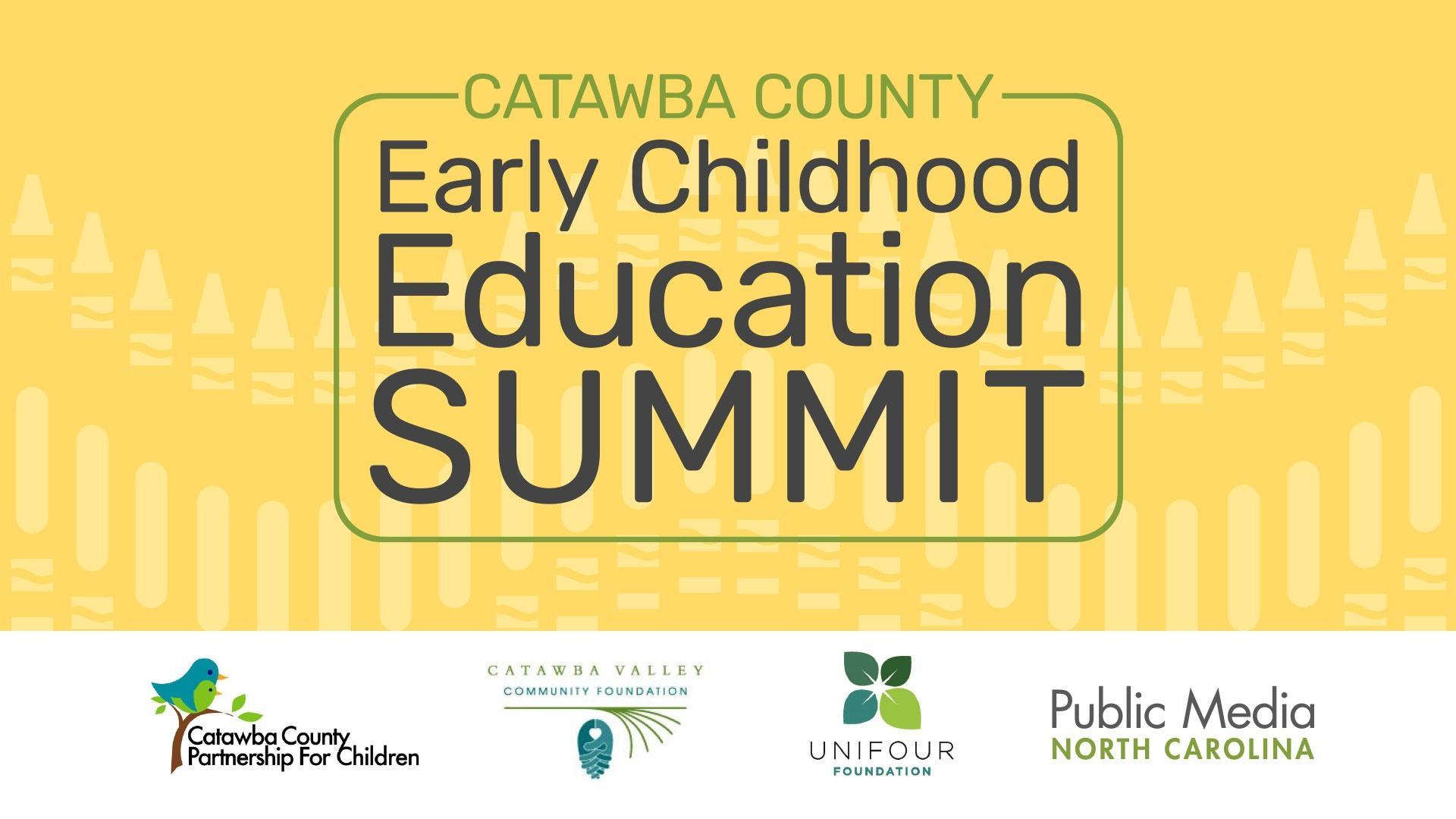 Catawba : Early Childhood Education Summit