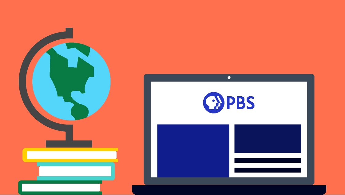 PBS Supports Education illustration