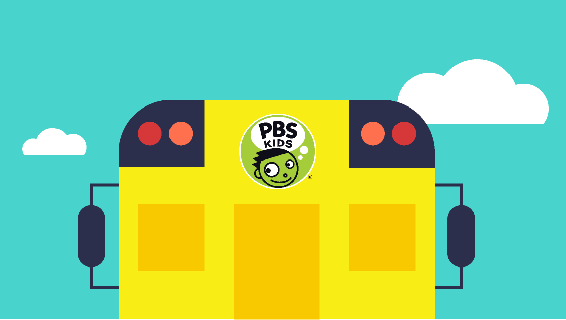 PBS Kids Illustration