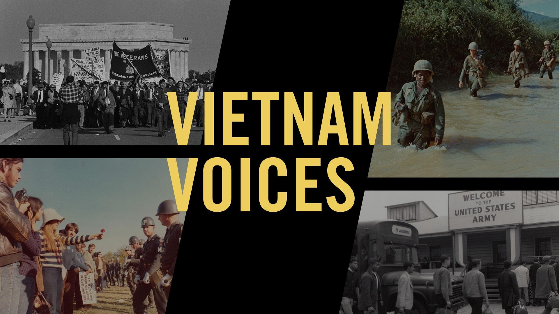 Vietnam Voices Student Videos