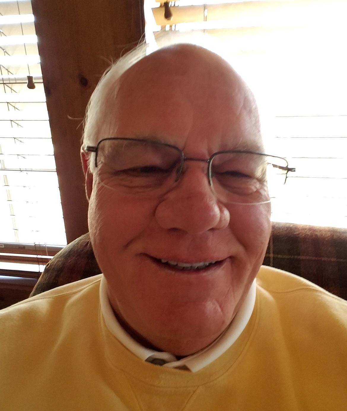 Stephen Roeder selfie
