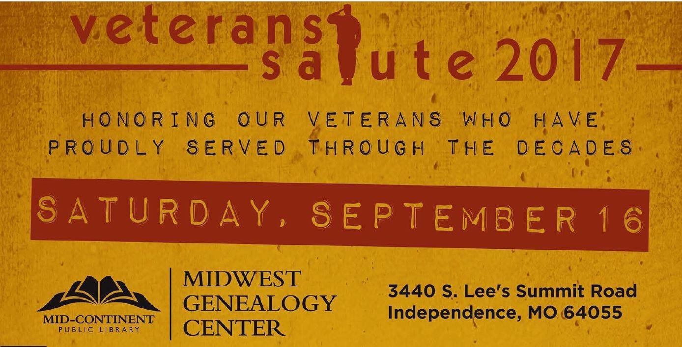 Veterans Salute 2017