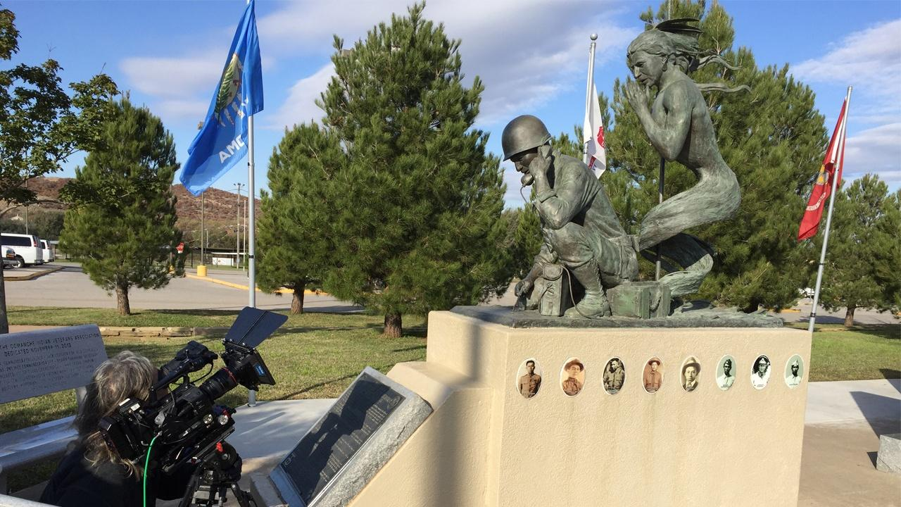 Comanche Indian Veterans Association Court of Honor