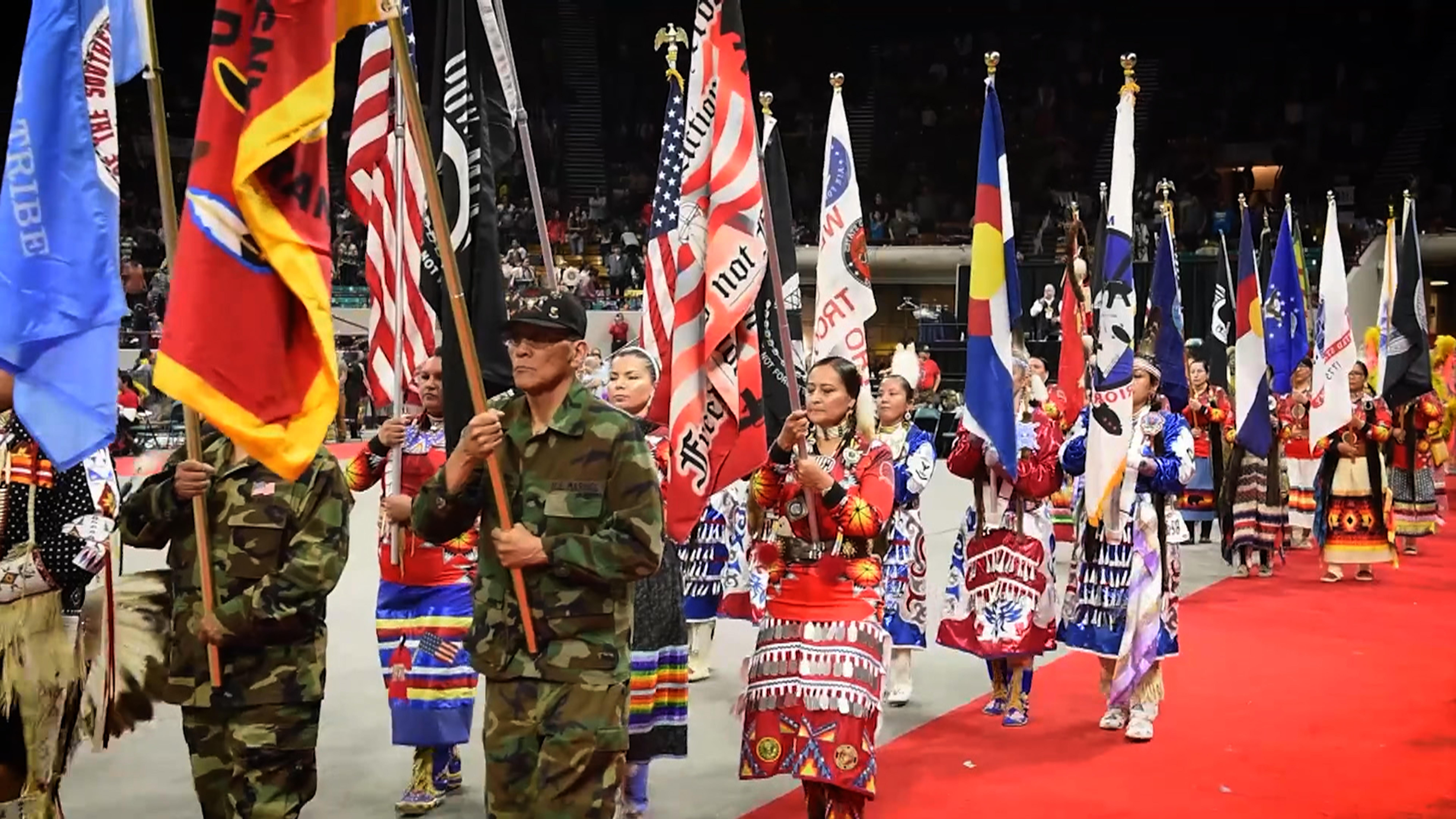 Comanche Indians Veterans Association Celebration and Powwow