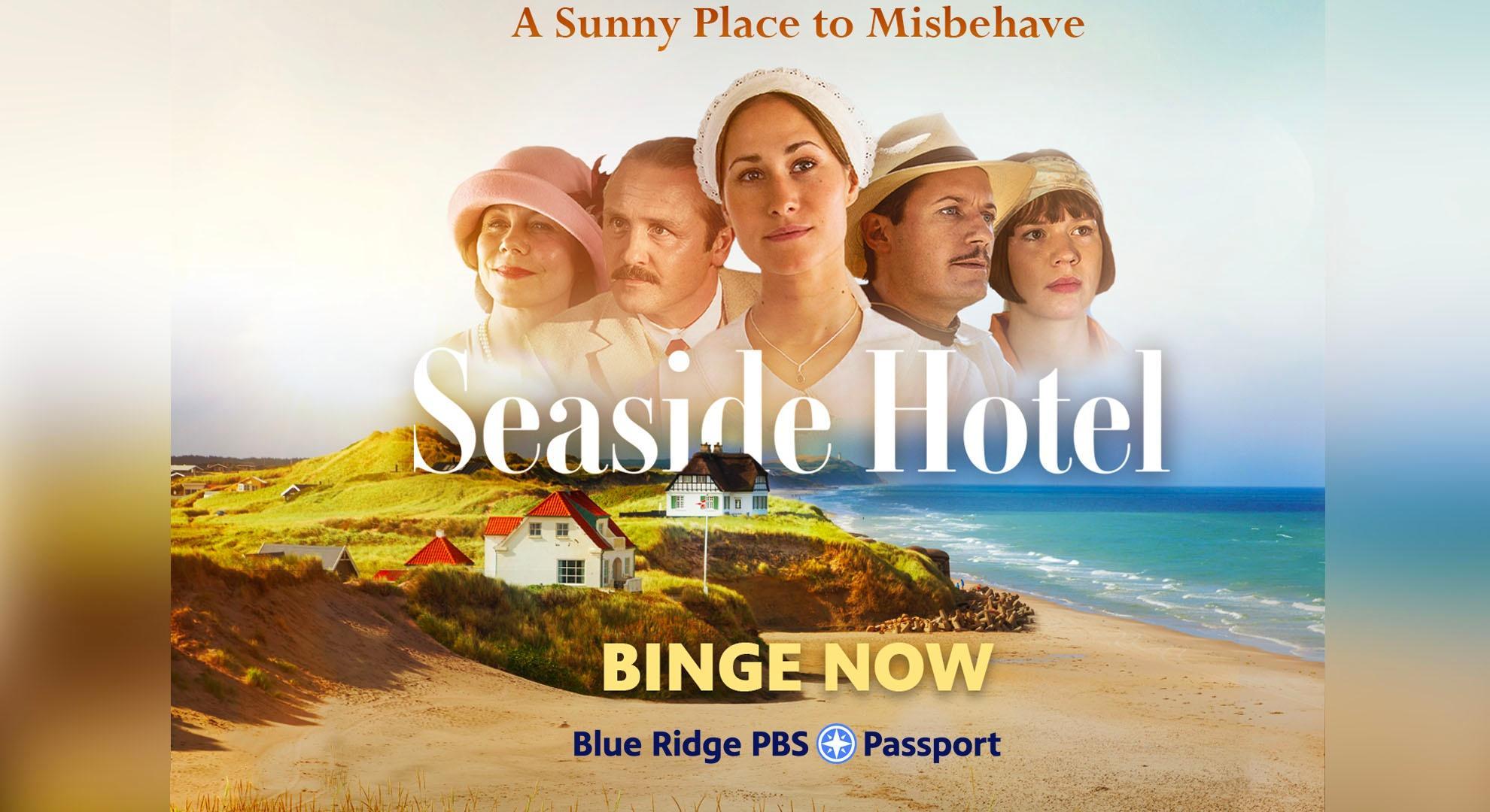 Seaside Hotel  - Binge Now!