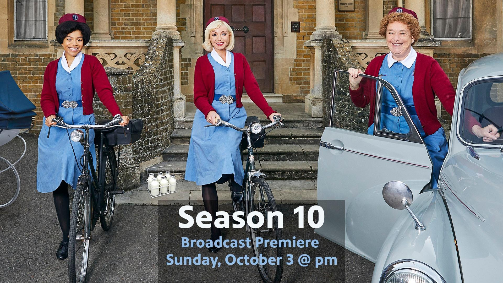 scene from Call The Midwife